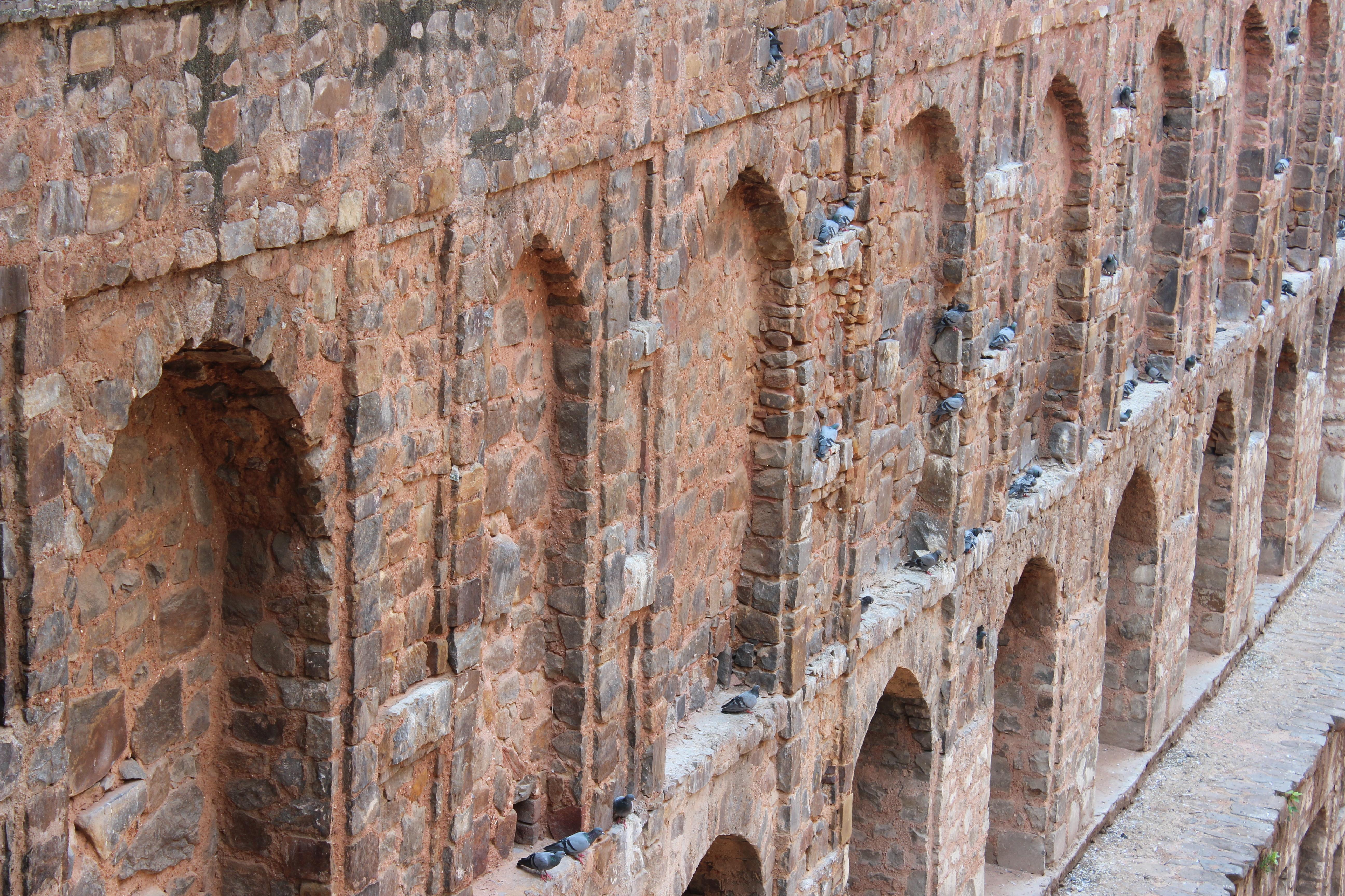 Ugrasen ki Baoli History - Travel - Anupriya Mishra