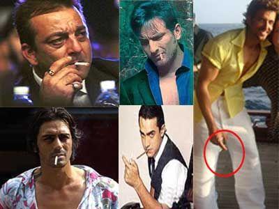 Smoking in Bollywood - Anti-smoking-Anupriya Mishra