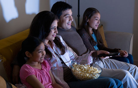 family-watching-movie-summers-blog-anupriyamishra