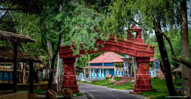 Vishnupur Gate