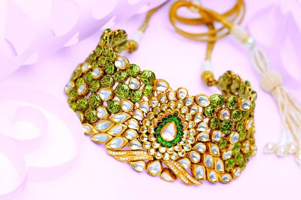 Zoya- Jewels of Rajputanta -Anupriya Mishra