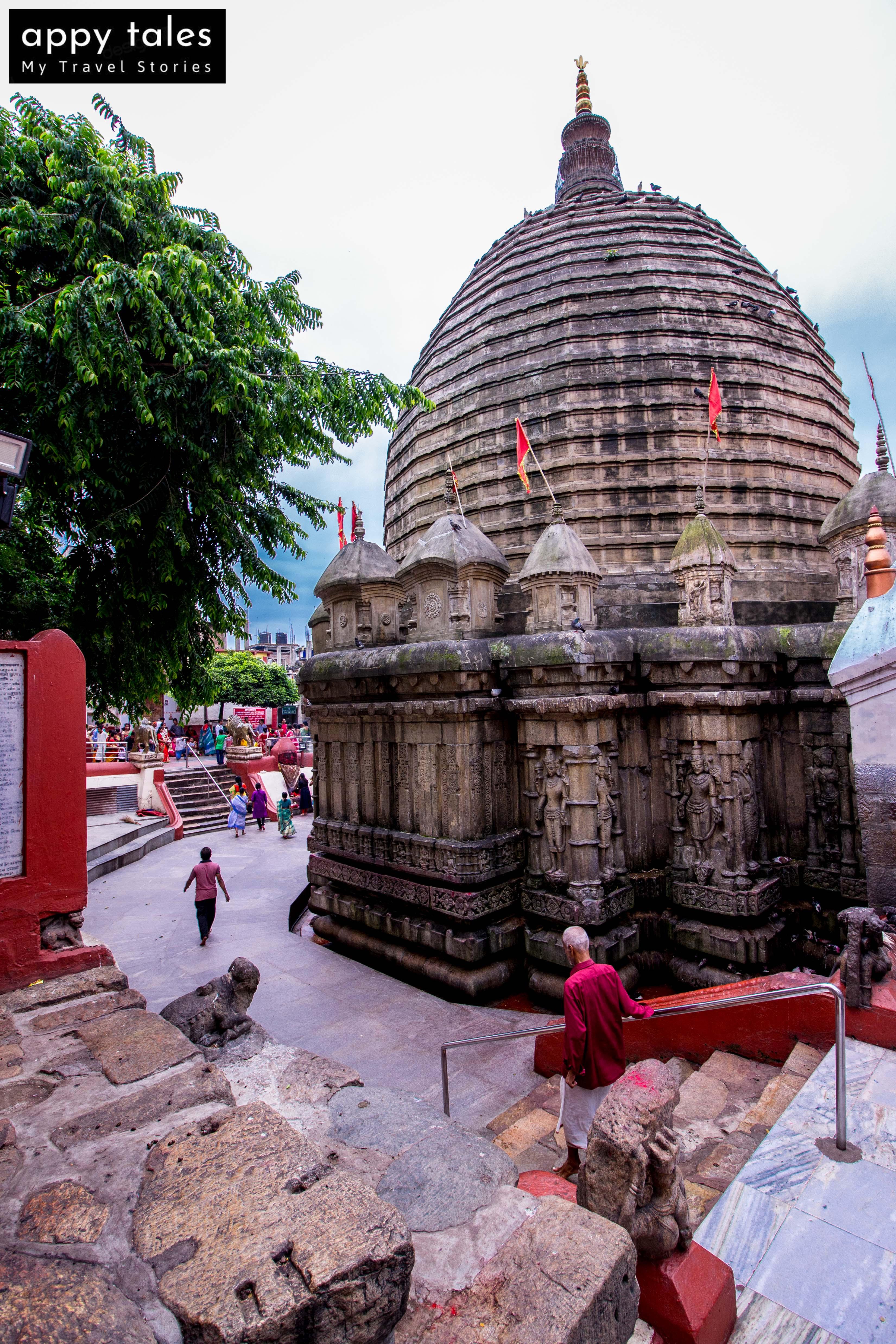 Kamakhya Devi temple, Guwahati